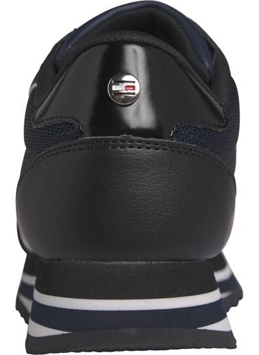 Tommy Hilfiger Kadın Tommy Retro Branded S Sneakers FW0FW04305 Renkli